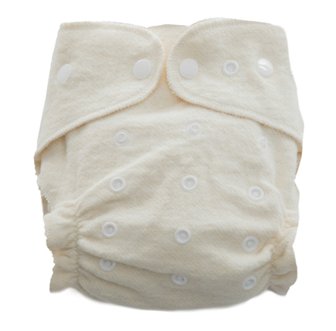 Hemp Fitted Nappy